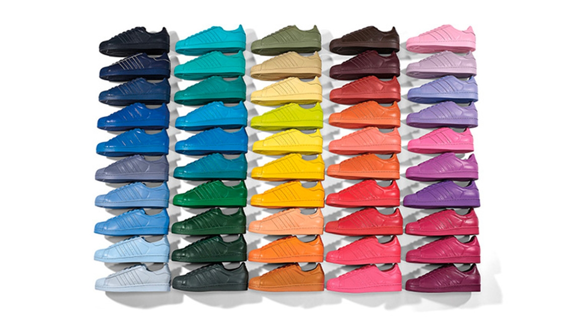 The newest Adidas Originals collection by Pharrell Williams - HENRY AND  HENRY SHOES